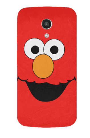 Elmo Motorola Moto G 2nd Gen Case