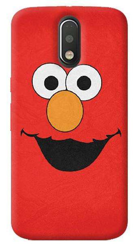 Elmo Motorola Moto G4/ G4 Plus Case