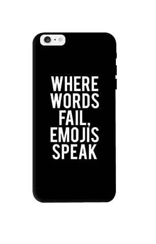 EMOJI Apple iPhone 6 Plus Case