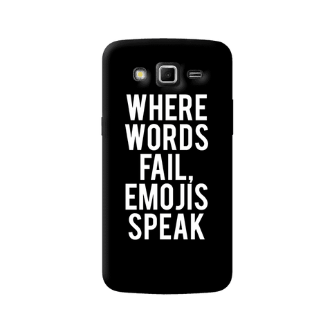 EMOJI Samsung Galaxy Grand 2 Case