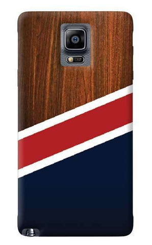England Woody Samsung Galaxy Note 4 Case