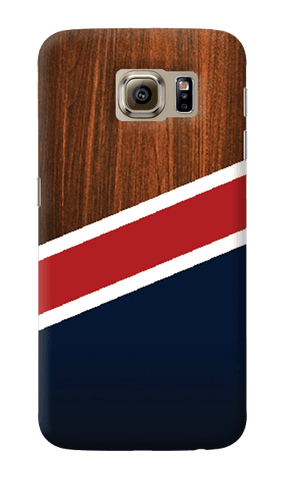 England Woody Samsung Galaxy S6 Case