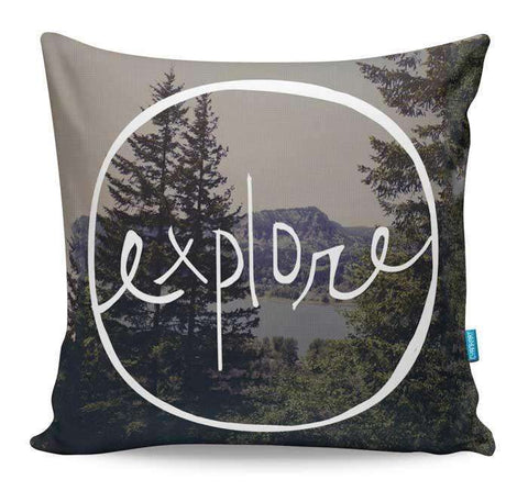 Explore Oregon Cushion Cover