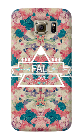 Fall Love Samsung Galaxy S6 Case