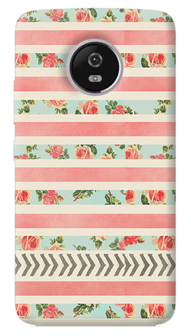 Flora Arrow Motorola Moto G5 Plus Case