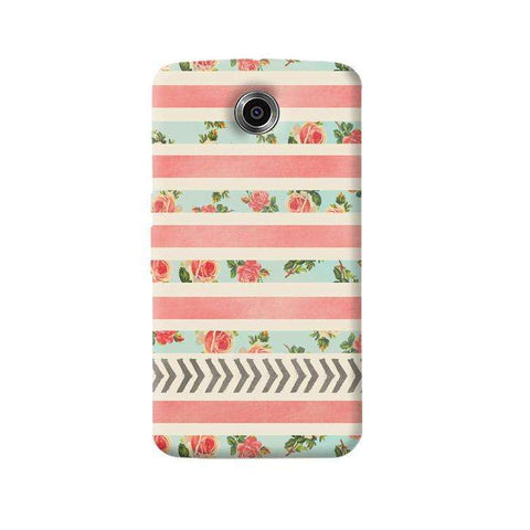 Flora Arrows Nexus 6 Case