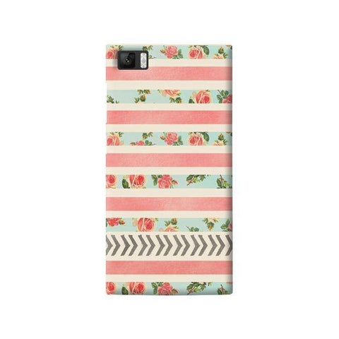 Flora Arrows Street Xiaomi Mi3 Case