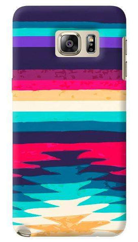 Floral Tryp  Samsung Galaxy Note 5 Case