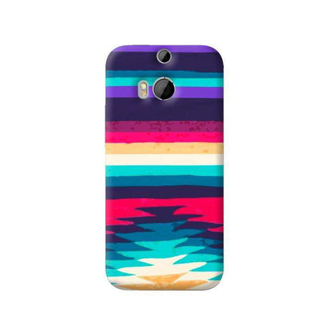 Floral Tryp HTC One M8 Case
