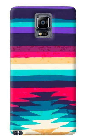 Floral Tryp Samsung Galaxy Note 4 Case