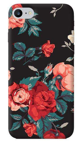 Flower Fashion Apple iPhone 7 Case