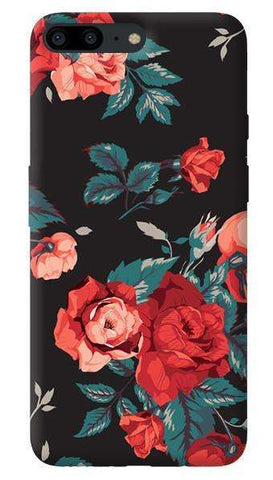 Flower Fashion Oneplus 5 Case