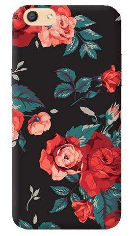 Flower Fashion Oppo F3 Case