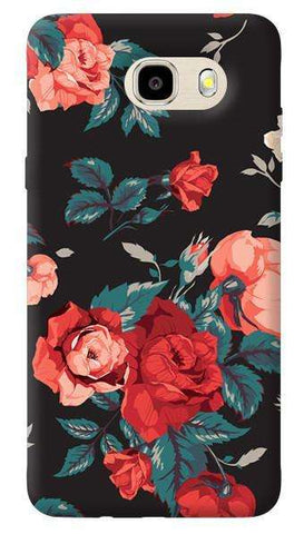 Flower Fashion Samsung Galaxy J7 Case