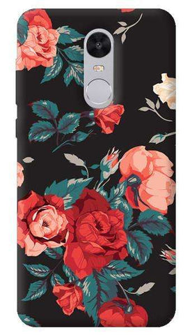 Flower Fashion Xiaomi Redmi Note 4 Case