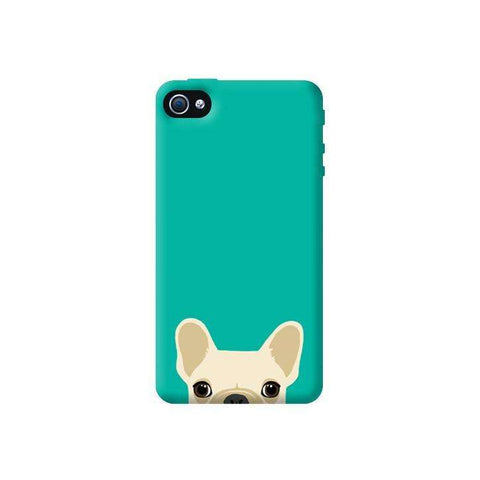 French Bulldog Apple iPhone 4/4S Case