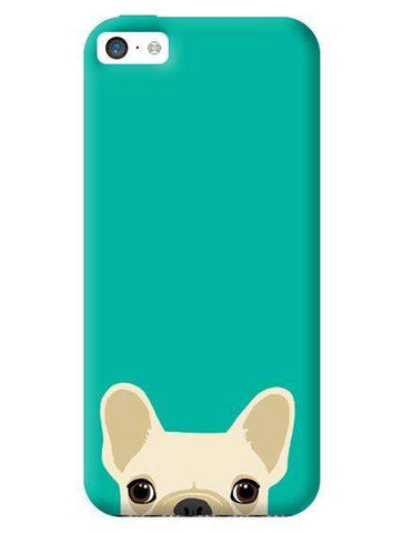 French Bulldog Apple iPhone 5C Case