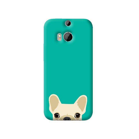 French Bulldog HTC One M8 Case