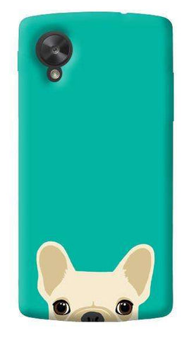 French Bulldog LG Nexus 5 Case