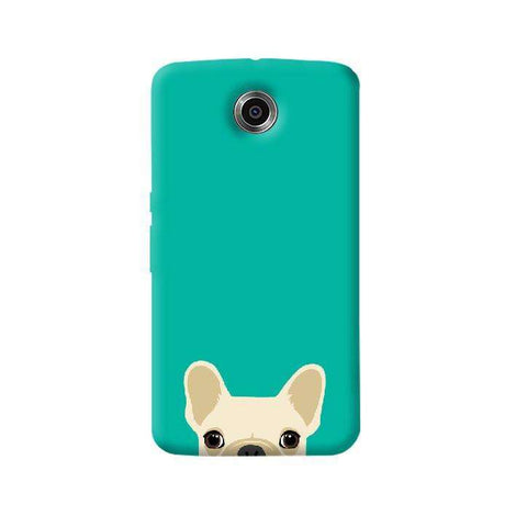 French Bulldog Nexus 6 Case