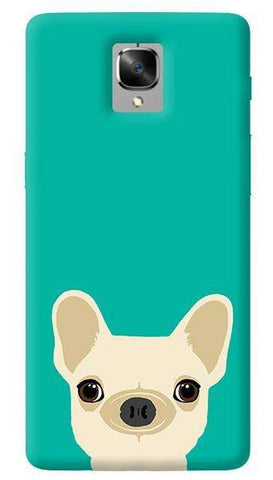 French Bulldog Oneplus 3/ 3T Case