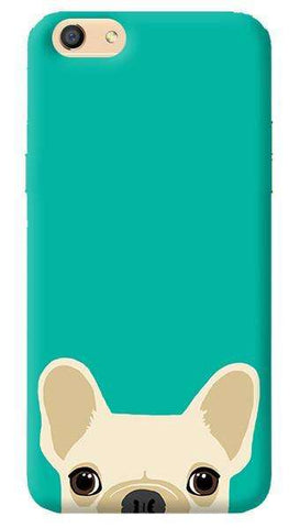 French Bulldog Oppo F3 Case