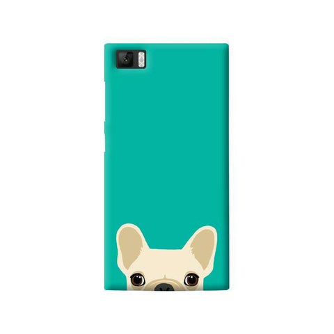 French Bulldog Xiaomi Mi3 Case