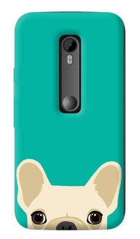 French Bulldog.  Motorola Moto G 3rd Gen Case