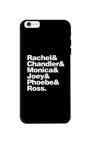 Friends Family   Apple iPhone 6 Plus Case