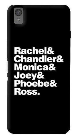 Friends Family   Oneplus X Case