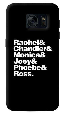Friends Family  Samsung Galaxy S7 Edge Case