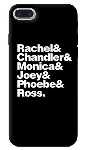 Friends Family Apple iPhone 7 Plus Case