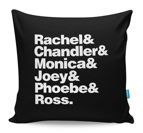 Friends Family Cushion Cover