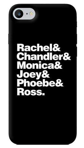 Friends Family iPhone 7 Case