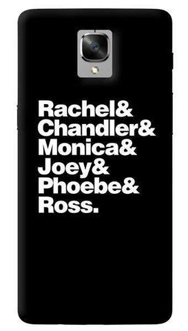 Friends Family Oneplus 3/ 3T Case