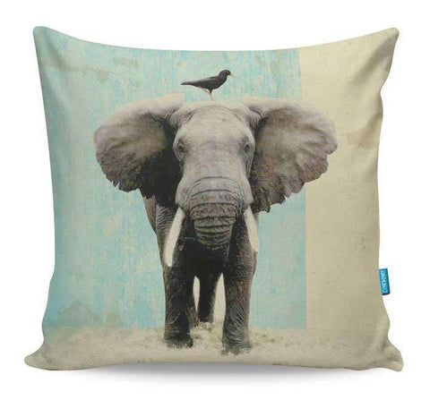 Friends For Life Cushion Cover