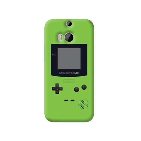 Game Boy Advance HTC One M8 Case