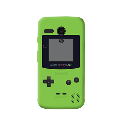 Game Boy Advance Moto G Case