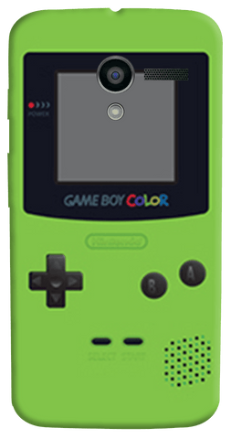 Game Boy Advance Motorola Moto X Case