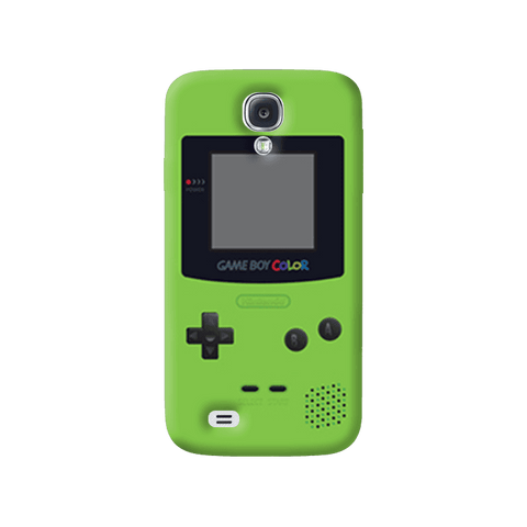 Game Boy Advance Samsung Galaxy S4 Case