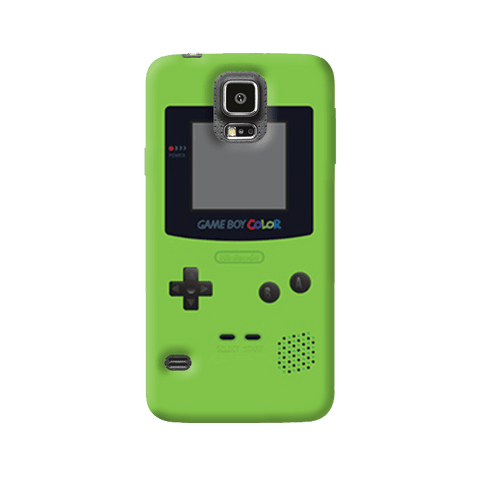 Game Boy Advance Samsung Galaxy S5 Case