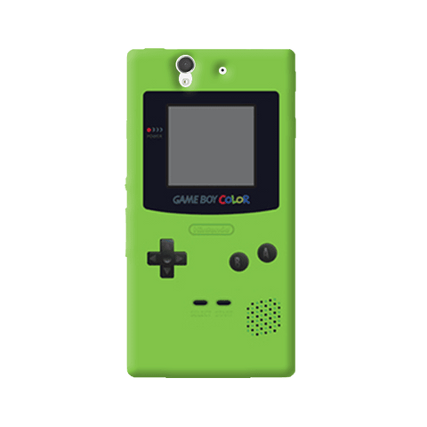 Game Boy Advance Sony Xperia Z Case