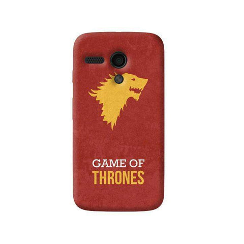 Game Of Throne Moto G Case