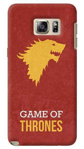 Game of Thrones  Samsung Galaxy Note 5 Case