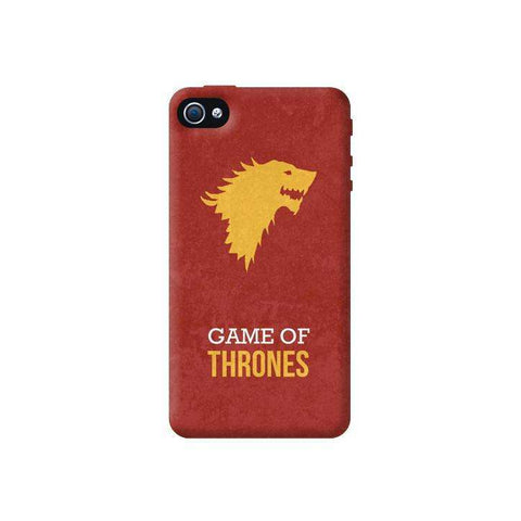 Game of Thrones Apple iPhone 4/4S Case
