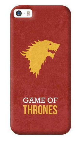 Game of Thrones Apple iPhone 5/5S Case