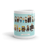 Game Of Thrones Cartoon Coffee Mug