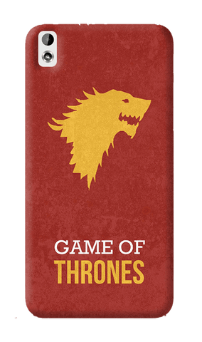 Game of Thrones HTC Desire 820 Case