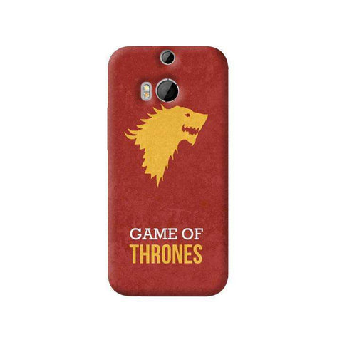 Game Of Thrones HTC One M8 Case