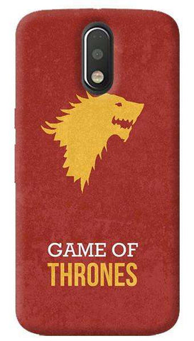 Game Of Thrones Motorola Moto G4/ G4 Plus Case